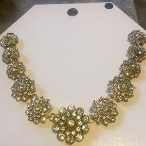 BN Forever 21 Vintage Inspired Statement Necklace